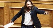 Irkçı-Faşist Altın Şafak Partisi Milletvekili Kostas Barbarusis, Başbakan Çipras'ı Vatan Haini İlan Etti