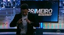 Pai Marcão do Povo e a bola de Cristal | Primeiro Impacto (08/06/18) SBT