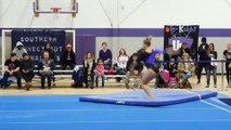 Brianna Comport Floor Exercise Bridgeport 2-12-16