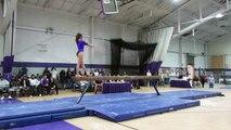 Brittany Capozzi Balance Beam Bridgeport 2-12-16