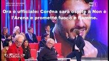 IMBARAZZANTE FIGURACCIA di MASSIMO GILETTI con Fabrizio Corona! - Ecco Cosa e' Successo