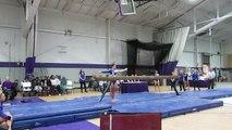 Kate Aberger Balance Beam SCSU 2-12-16