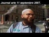 Après le 11 septembre 10.000 convertis Musulmans aux USA