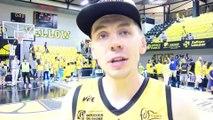 Fos Provence Basket en Jeep Elite : réaction du meneur Edouard Choquet