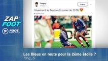 Zizou couronne Mbappé, Pirlo supporter des Bleus, Lucas fan de l'OM | ZAP FOOT
