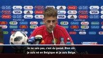 """Belgique - Januzaj : """"Je suis né en Belgique et je suis Belge"""""""