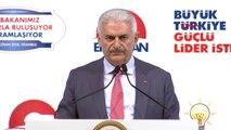 İstanbul Başbakan Yıldırım Alevi Kanaat Önderleri ile Bayramlaştı 4