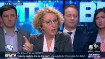 """""""Aujourd'hui, la plupart des gens pauvres se sentent condamnés à rester pauvres toute leur vie"""", déplore Muriel Pénicaud"""