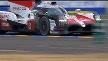 Arrivée H - 4 : les leaders par catégorie des 24 Heures du Mans 2018