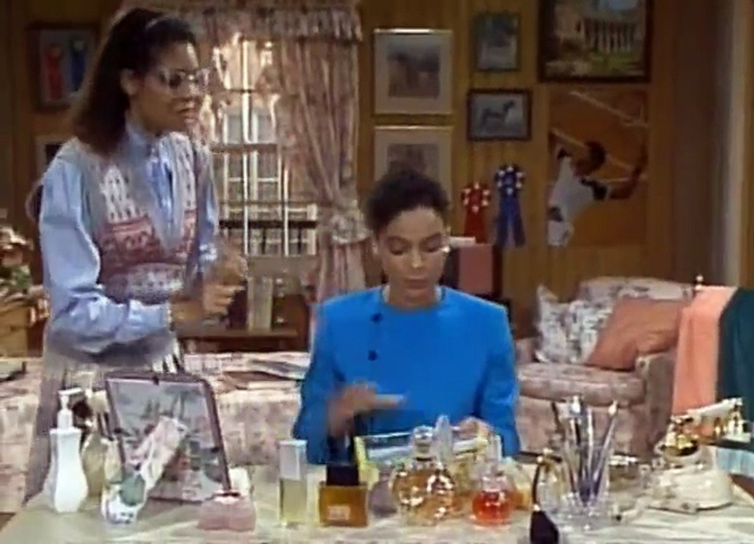 A Different World S01 - Ep18 Speech Therapy HD Watch