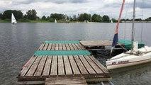 Régate au lac de Bouzey ce dimanche 17 juin.