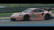 24 hours of Le Mans 2018 - Porsche Pink Pig in the lead