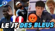 JT des Bleus : la revanche du duo Matuidi-Giroud, Lucas Hernandez en impose