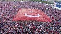 Cumhurbaşkanı Erdoğan: 'AK Parti temizliktir, AK Parti huzurdur, AK Parti mutluluktur' - İSTANBUL