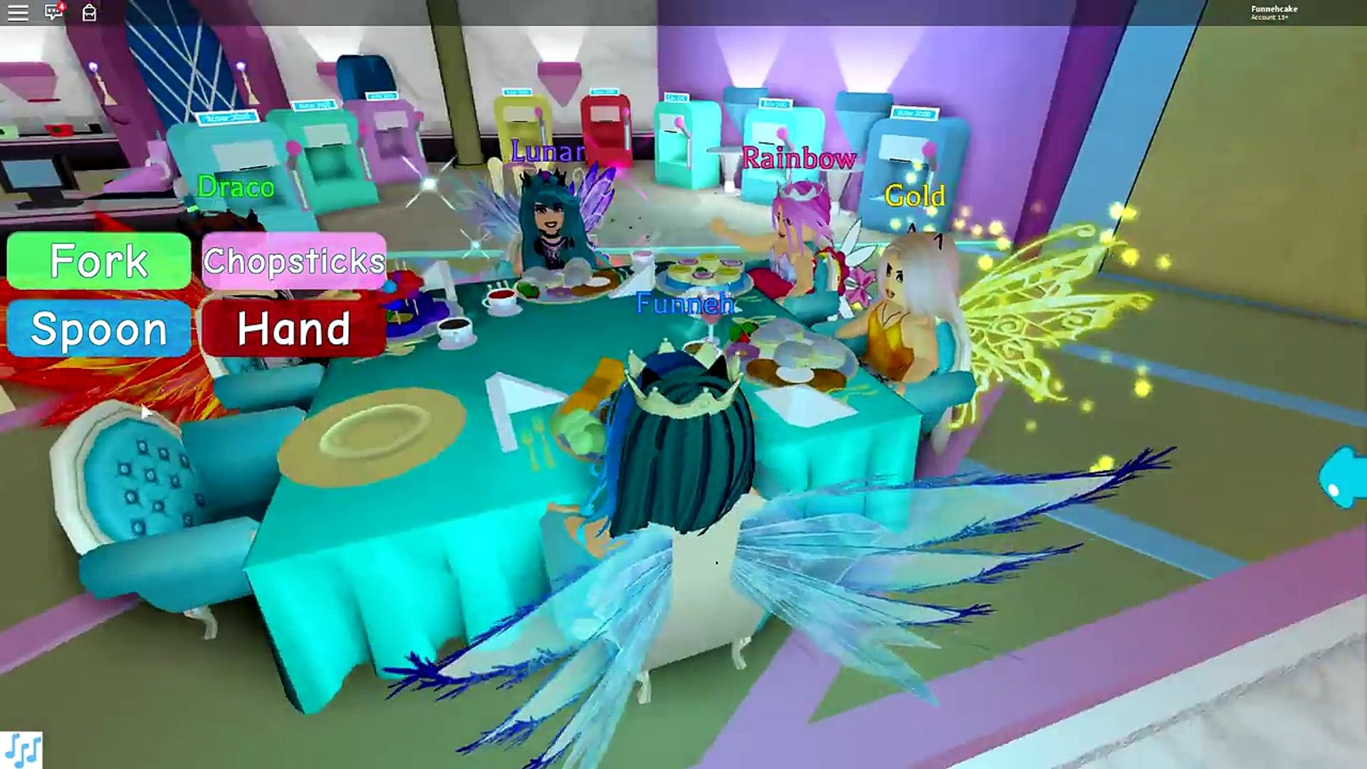 Making The Weirdest Cupcakes In Cooking Class Roblox Royale