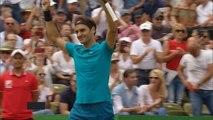 Stuttgart - Federer, le retour du patron