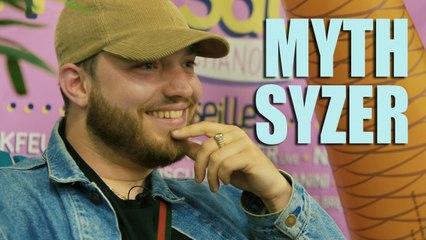 Myth Syzer - Interview Bisous (Marsatac 2018)