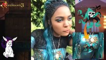 Descendants 3 Uma Live! China Anne McClain Recording from Behind The Scenes Disney Descendants 3!