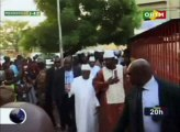 ORTM/Visite du Chef de l'Etat dans plusieurs familles fondatrices de Bamako lors de la fête de l'Aïd el fitr