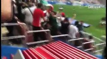 Asi se vivió el Gol de México vs Alemania, México 1 Alemania 0