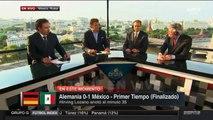 IMPRESIONANTE MEXICO LE GANA A ALEMANIA 1-0 Con Gol De Hirving Lozano, Si Podemos Ganar