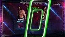 WWE 2K18 Money In The Bank 2018 WWE Title Last Man Standing AJ Styles Vs Shinsuke Nakamura