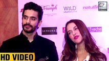 Neha Dhupia Angad Bedi First Interview After Marriage   Femina Miss India 2018