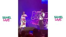 Cardi B Tries To Drive Her Bentley Truck With Offset After Leaving Birthday Bash