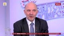 Elections européennes : « Laissez-moi tranquille » déclare Pierre Moscovici