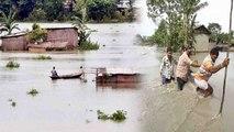 Heavy Rainfall के बाद Assam में Flood से तबाही, कई States में High Alert   वनइंडिया हिंदी