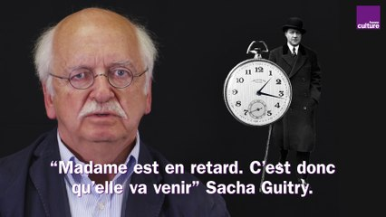 Vidéo de Sacha Guitry