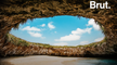 Mexique : la plage de l'Amour est née suite à l'explosion d'une bombe