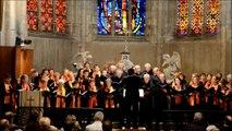 Concert  Arpege à la fete de la Musique juin 2012 et  Depart de Mathieu