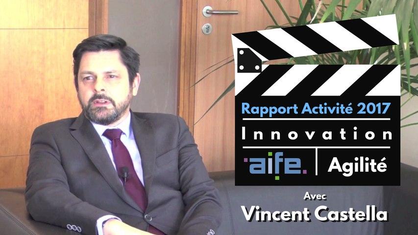 Rapport d'activté 2017 - Innovation à l'AIFE - L'agilité