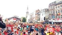 Festival de klaxons dans les rues de Verviers