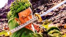 JUMP FORCE : Zoro VS Sasuke Bande Annonce de Gameplay
