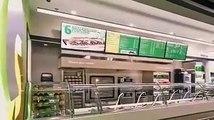 Regrann from  ubwaycuracao  -  Subway Airport Korsou ta Habri su porta nan 8 di Juni awor for di 11 or di mainta.Kumpra 8 di Juni na Subway Aiport un 6 inch, Fl