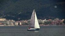 Yatlar 13'ncü kez Türk-Yunan dostluğuna yelken açtı - MUĞLA