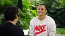 Anika Moa caught up with all round super woman Valerie Adams All new Anika Moa unleashed is here ➜ bit.ly/AMU-OD