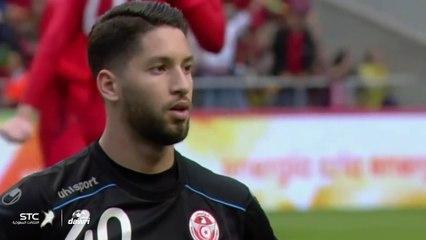 برومو مباراة تونس وبلجيكيا
