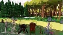 La Forêt Angoissante - Tom Darmanin [2016] (VF) court métrage (film, Animation) Dessin Anime