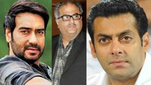Salman Khan REPLACED by Ajay Devgn after he said NO to Boney Kapoor | FilmiBeat