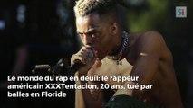 Le rappeur américain XXXTentacion (20) tué par balles