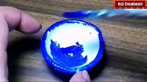 - 5 Diya painting ideas | Diya decoration | Diwali decor diy 2017 | how to decorate plain Diyas | easyCredit: Ks3 CreativeArtFull video: