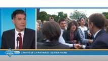 """Faure (PS) : """"J'aimerais qu'Emmanuel Macron soit aussi ferme avec les puissants qu'avec les collégiens..."""""""