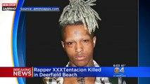 Le rappeur américain XXXTentacion tué en pleine rue à seulement 20 ans (Vidéo)