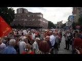 Започна протестот пред Собрание