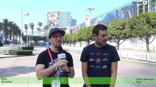 E3 2018 - Intervista a Cedric Mimouni, responsabile Xbox Area Mediterranea