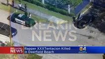 Le rappeur américain XXXTentacion a été assassiné cette nuit en Floride