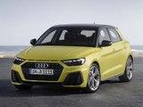 L'Audi A1 (2018) passe à l'action